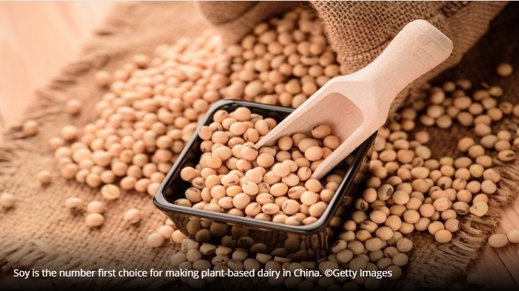 Soy is the number first choice for making plant-based dairy in China, although coconut, walnut, almond, oat, and nuts are also catching up.This is according to Dr Dong-Fang Chen, vice-president of R&D APAC, corporate R&D division at flavours and f